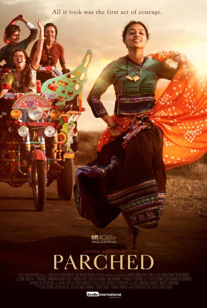 Download Parched (2016) Hindi 720p WebHDRip x264 AC3 5 1 ESubs - Downloadh Torrent