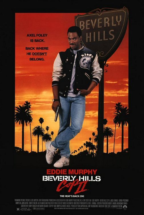 Beverly Hills Cop II 1987 720p BluRay x264 [Dual Audio] [Hindi 2.0 – English DD 5.1] – LOKI – M2Tv 1.04 GB