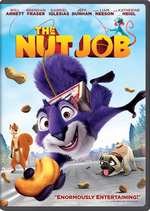 The Nut Job 2014 720p BluRay x264 [Dual Audio] [Hindi DD 2.0 – English DD 5.1] – LOKI – M2Tv 932 MB