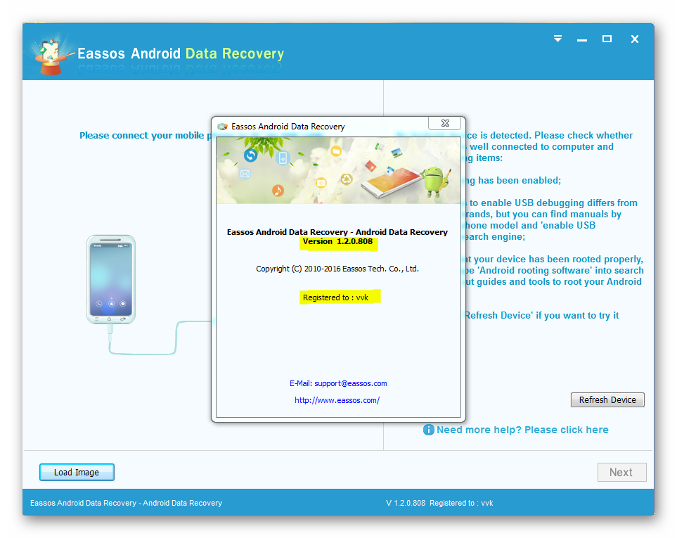 Direct - Eassos Android Data Recovery 1 2 0 808 Inc Crack | Team OS