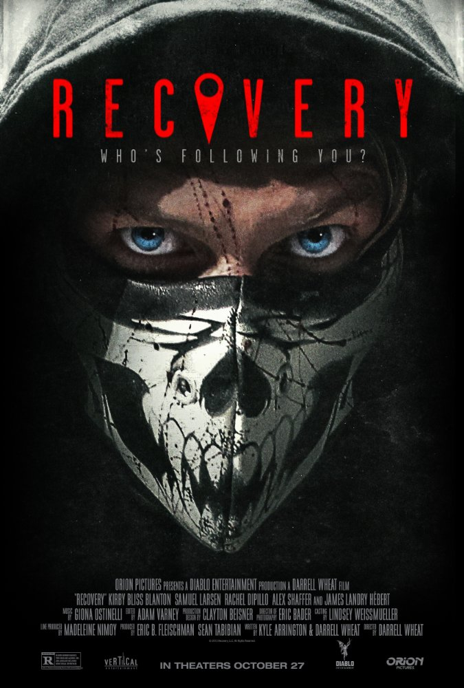 Recovery Torrent 2016 Full HD Horror Movie Free Download