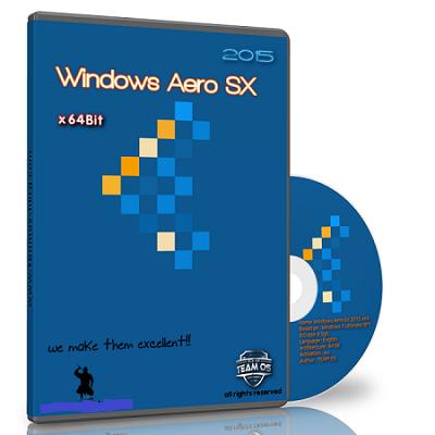 Windows 7 Aero SX Edition (x64) 2015