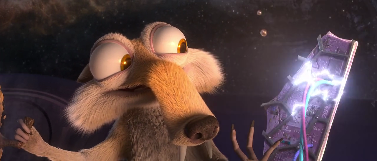Ice Age Collision Course 2016 mHD 720p BluRay x264 [Dual Audio] [Hindi DD 5.1 - English DD 5.1] - LOKI - M2Tv - 1.28 GB