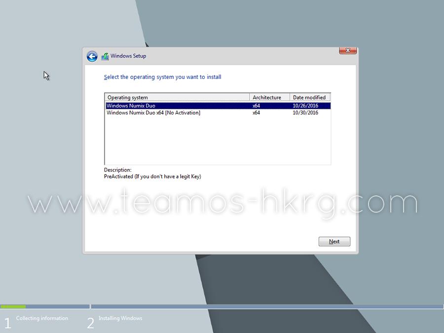 numix duo windows 10