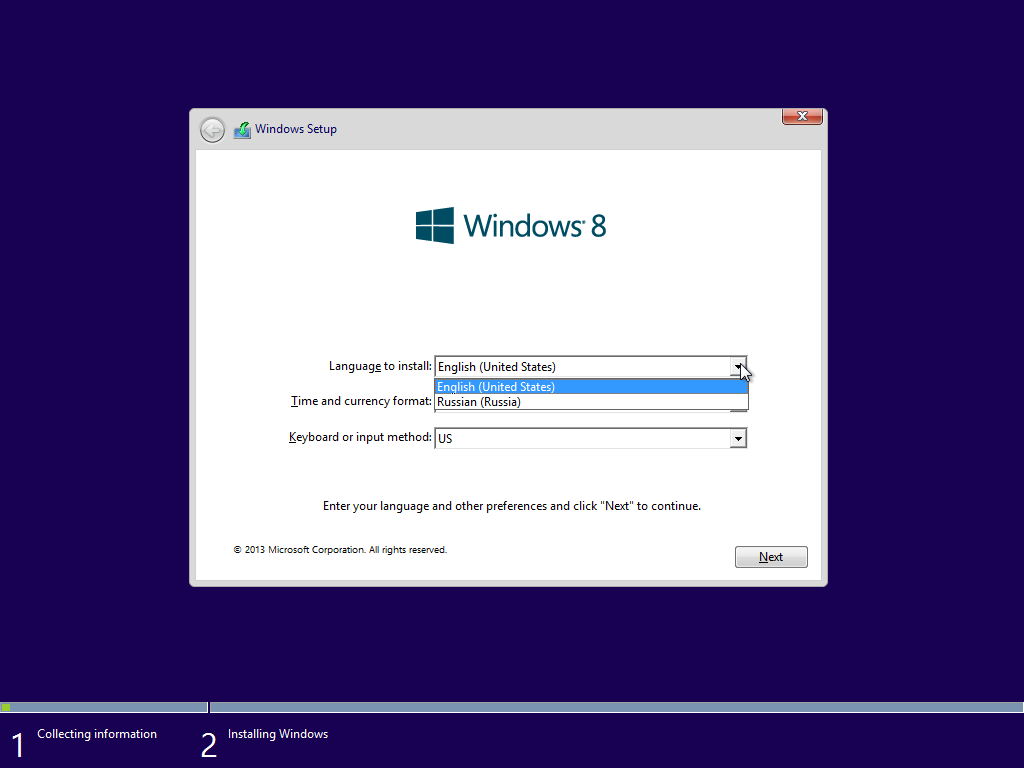 windows 8 single language 64 bit oem iso download