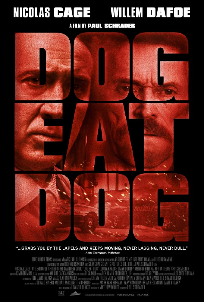 Dog Eat Dog 2016 720p BRRip x264 - WeTv