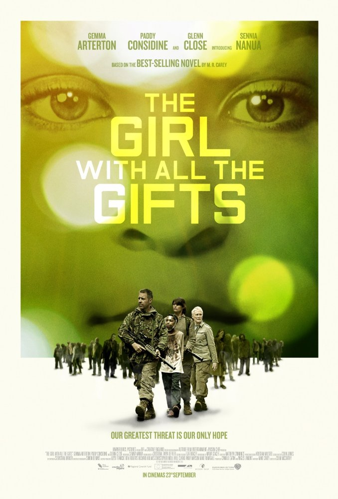 Download The Girl with All the Gifts 2016 720p BRRip x264 - WeTv Torrent