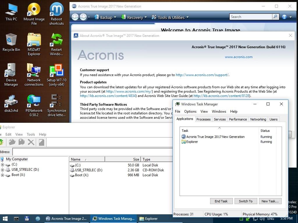 Torrent + Direct - Winpe 10-8 Sergei Strelec X86_x64_native X86