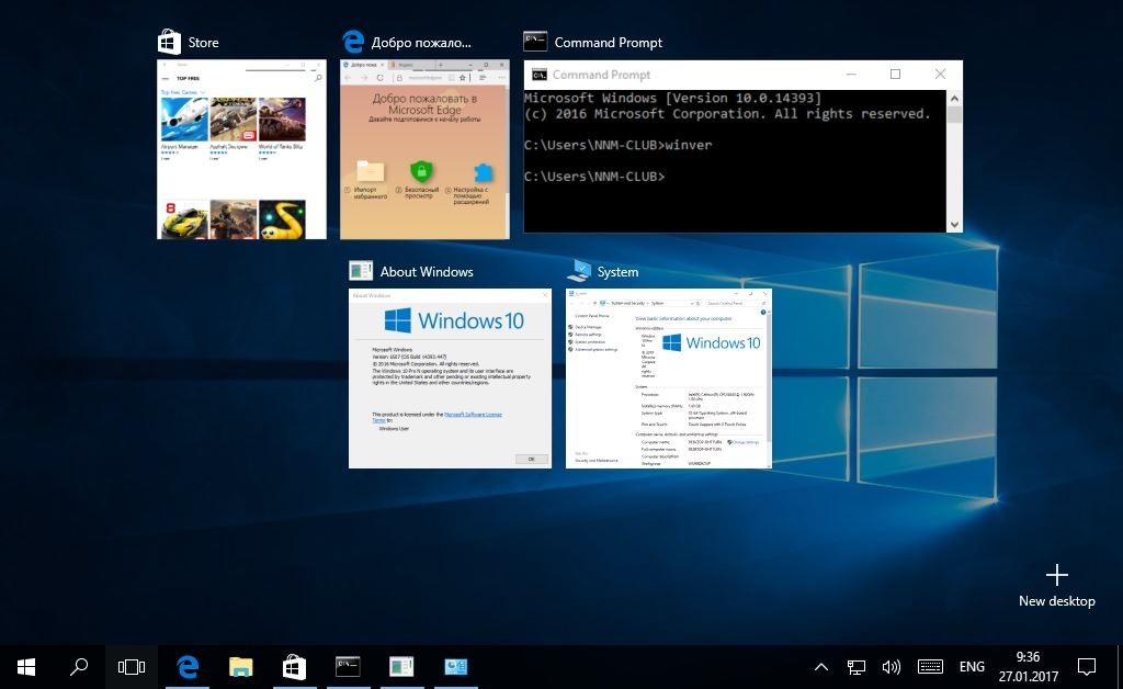 Windows 10 Pro Final Original Microsoft Vlsc: Windows 10 Rs1 1607.14393.447 (updated