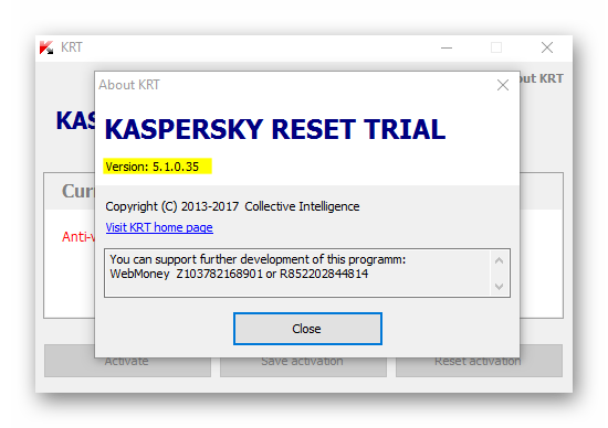 Kaspersky reset trial + keys 2017 rar | Kaspersky Total