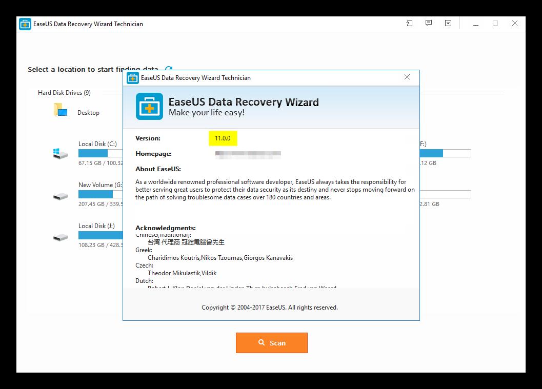easeus data recovery serial key generator 11.9