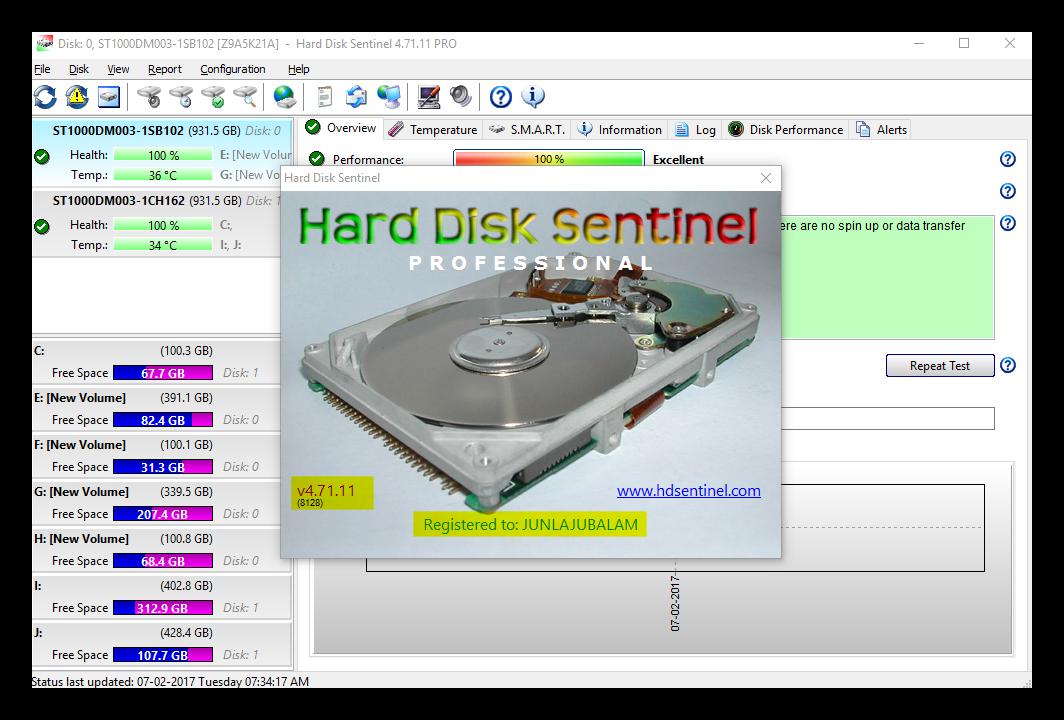 hard disk sentinel 4.71 pro crack