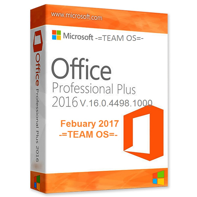 Microsoft Office 2016 Professional Plus  Visio  Project