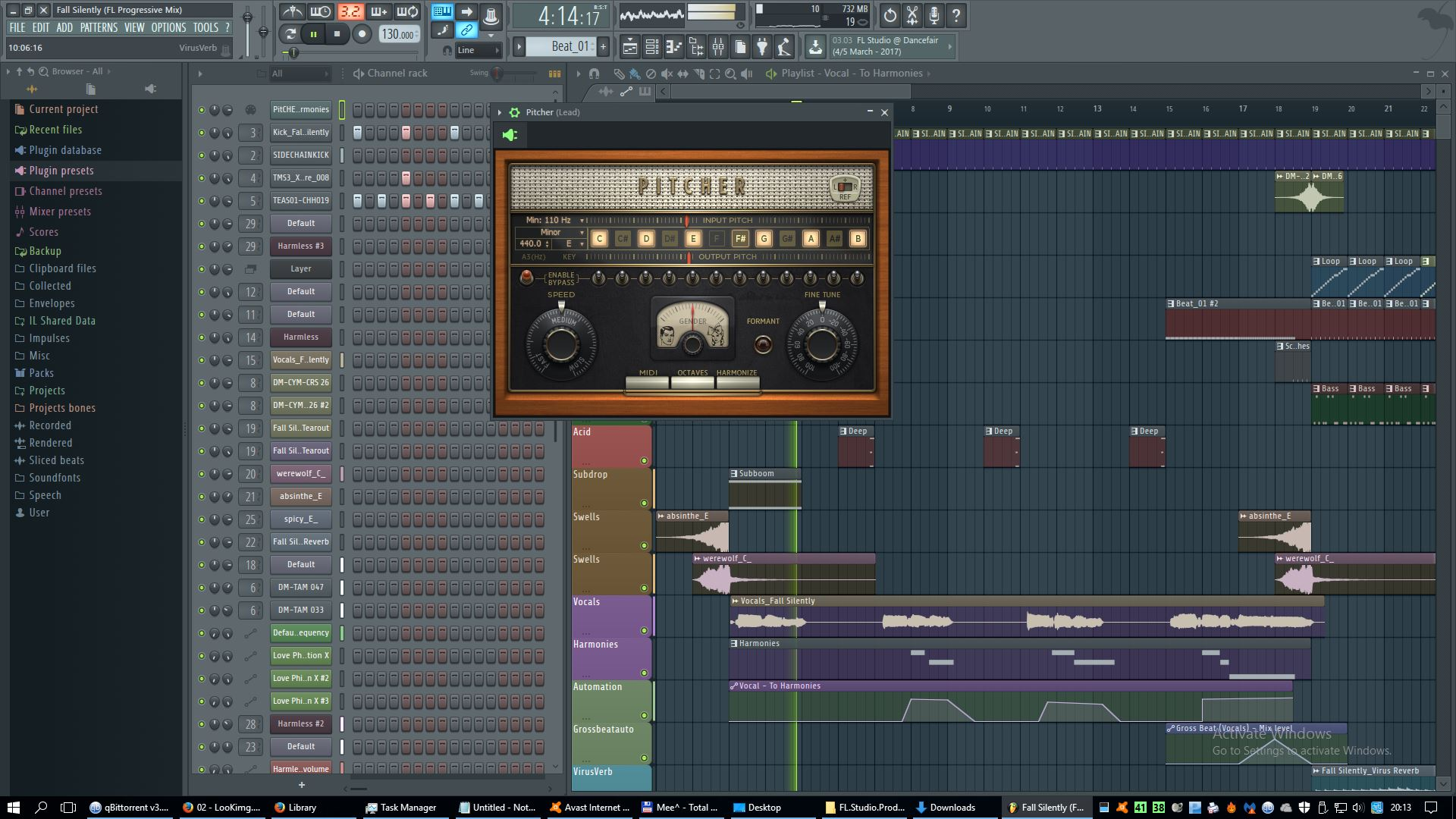 download fl studio 12.4.1 all plugins crack torrent