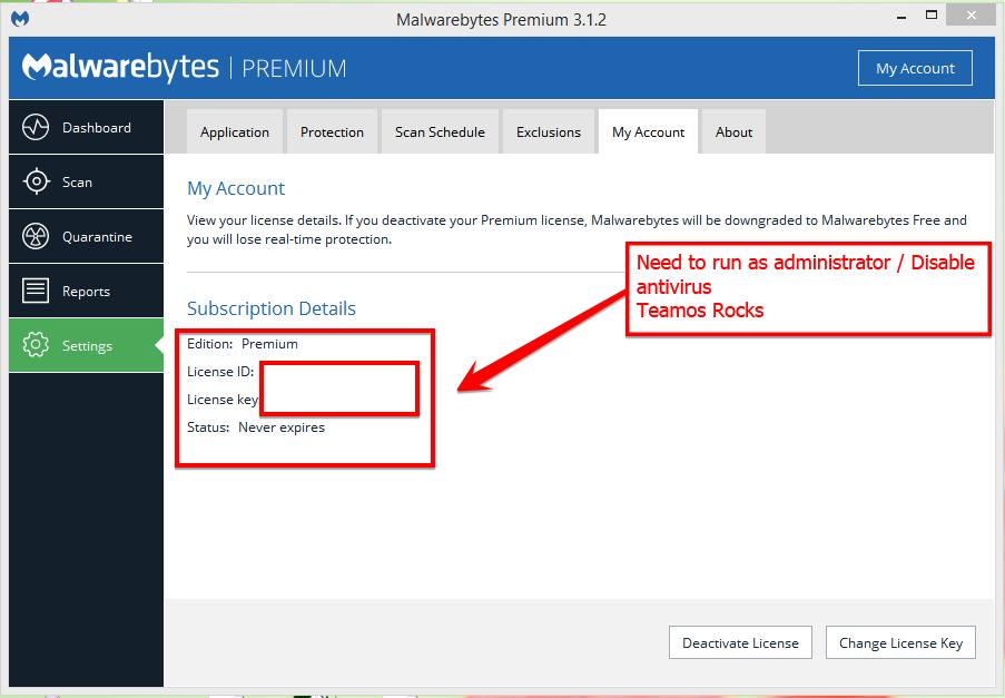 malwarebytes premium 3.3.1 serial key 2017