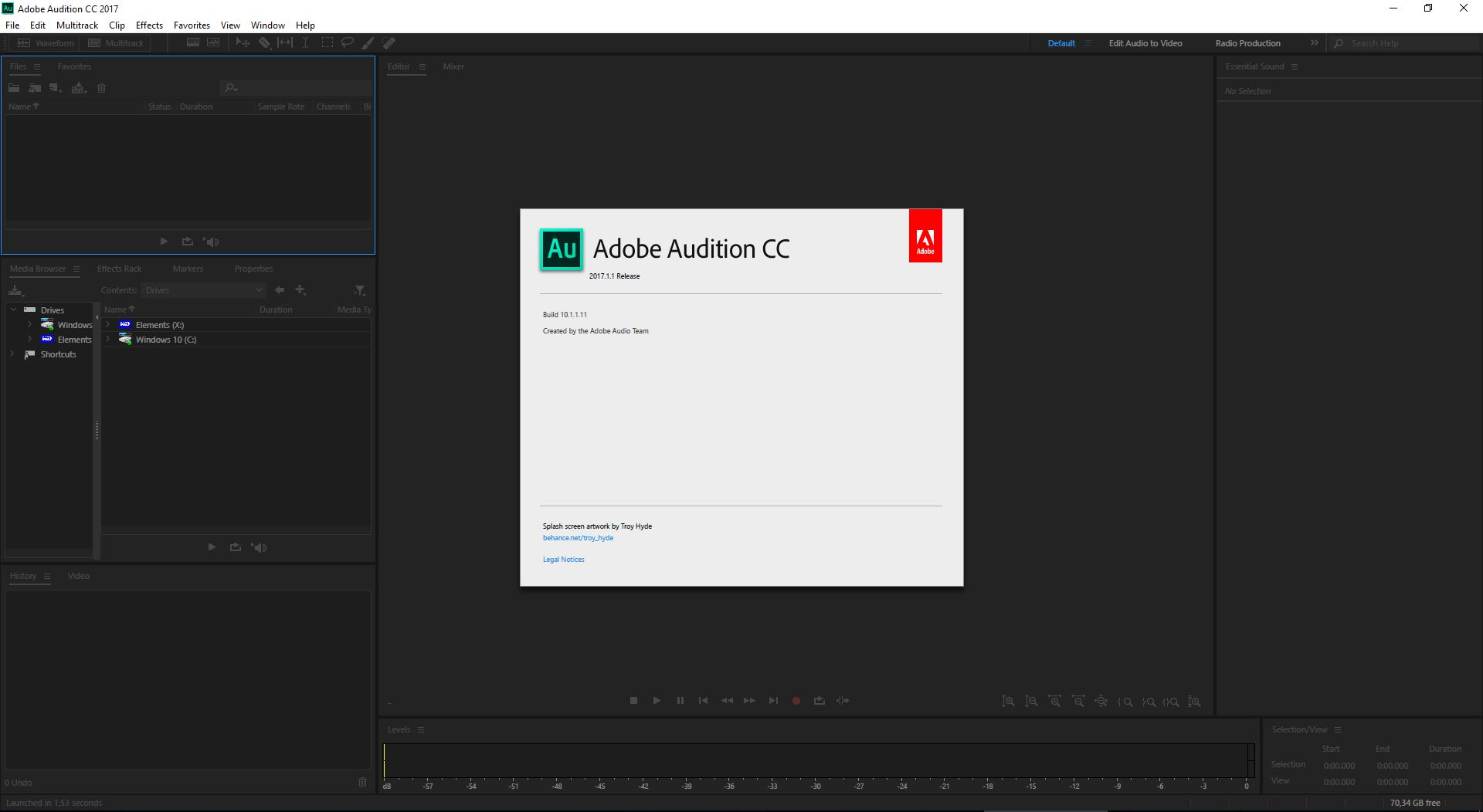 Torrent + Direct - Adobe Audition Cc 2017 10 1 1 11 (x64