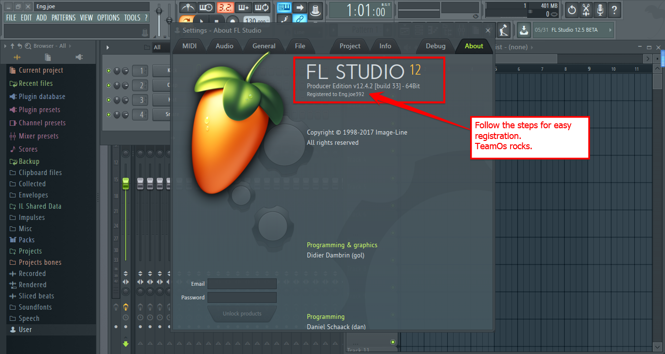 download fl studio 12.5 producer edition reg key (license.reg)