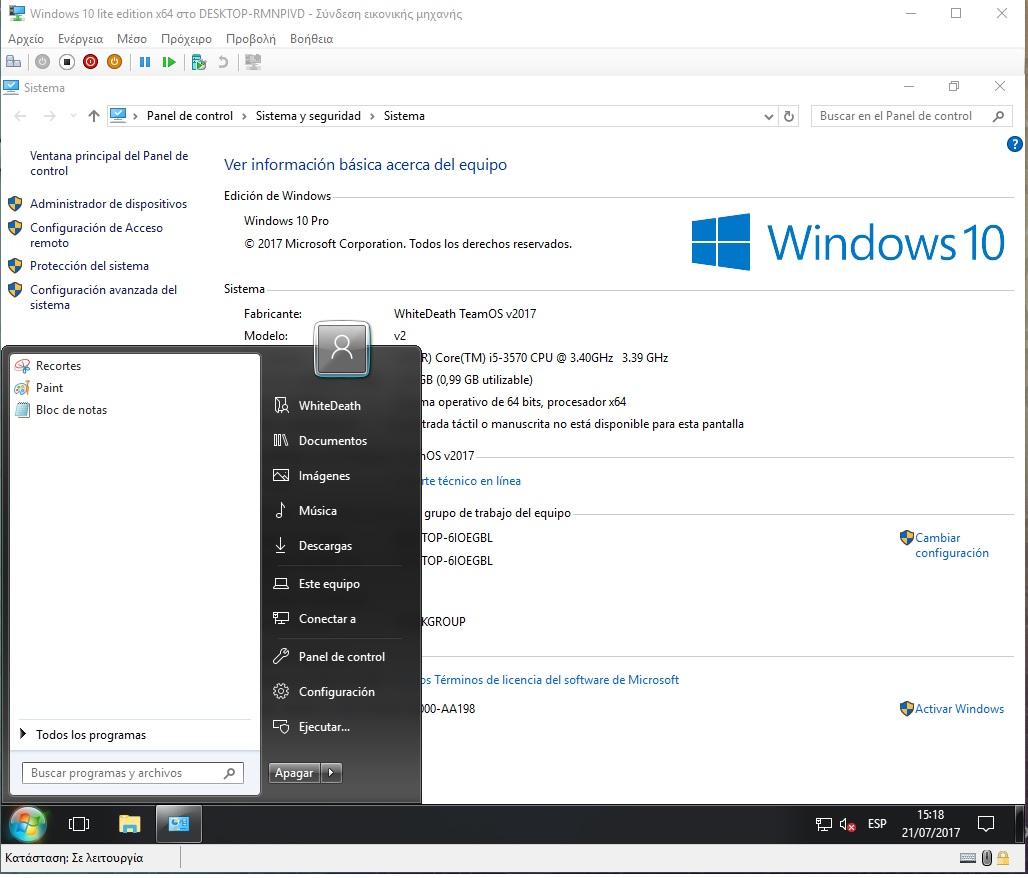 windows  lite edition   multilang  english  team os