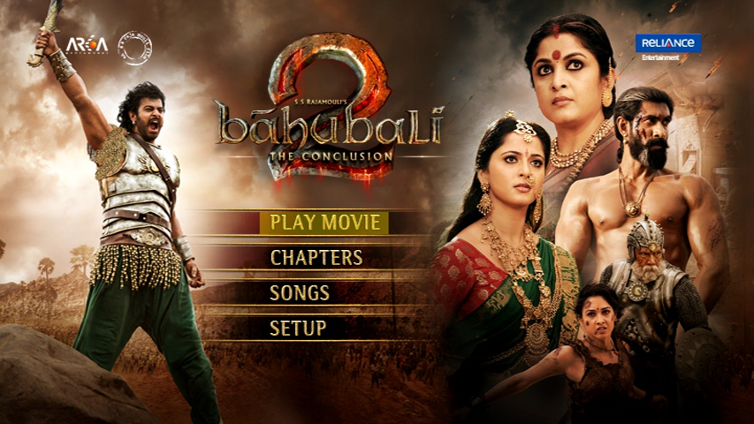 Bahubali 2 (2017) Hindi 1CD DvDRip x264 MP3 ESub M2Tv ExclusivE