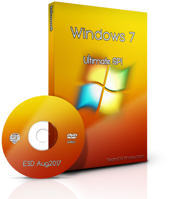 Windows 7 Ultimate Sp1 X64 Esd Aug2017 Pre-activated