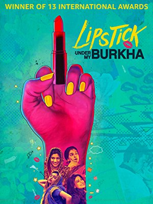 Lipstick Under My Burkha 2017 Hindi 720p HDRip x264 AAC - Hon3y