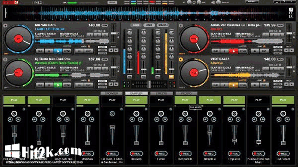 virtual dj pro 9 free download full version