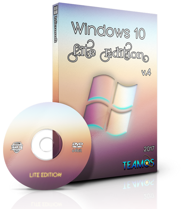 team-os windows 10