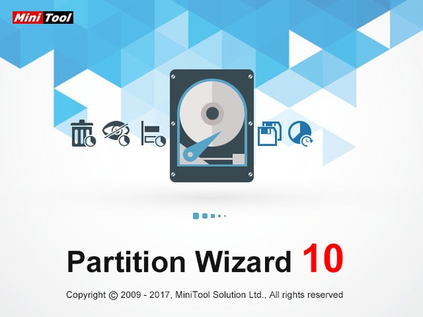 Minitool Partition Wizard 10.2.3 Technician