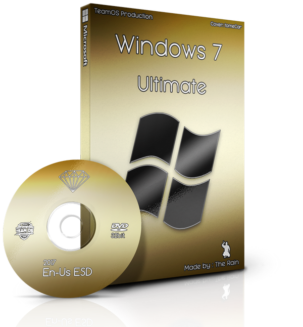 Windows 7 Ultimate Sp1 X86 En-us Esd Oct2017 Pre-activated