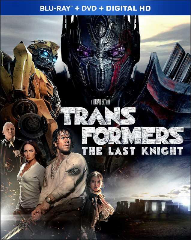 Transformers The Last Knight 2017 720p Esub BluRay 5 1 Dual Audio  English Hindi GOPISAHI