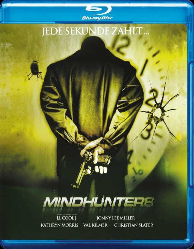 Mindhunters 2004 720p Esub BluRay Dual Audio English Hindi GOPISAHI
