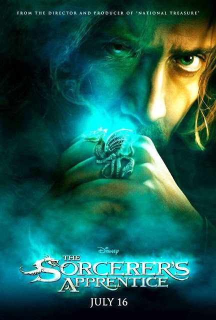 The Sorcerers Apprentice 2010 Dual Audio Hindi 300MB BluRay 480p x264