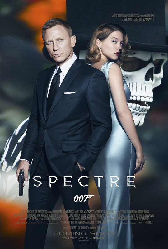 Spectre 2015 720p BluRay x264 Multi Hindi-Eng-Tamil-Telugu DD 5.0 - MSubs-Ranvijay