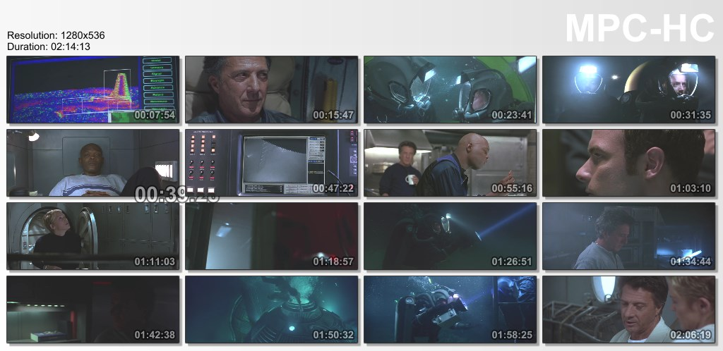 Sphere (1998) 720p BluRay x264 Esub [Dual Audio] [Hindi+English] - GOPISAHI