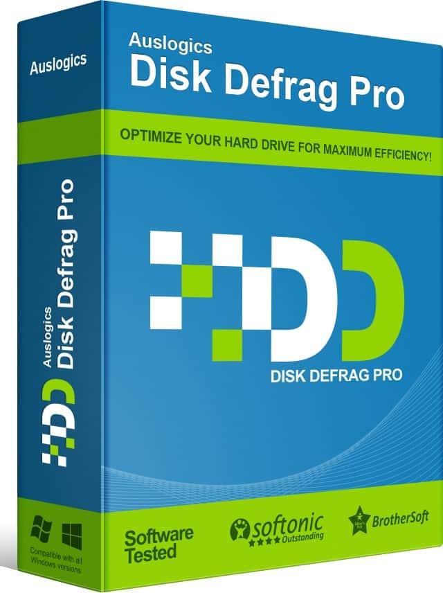 Auslogics disk defrag free download.