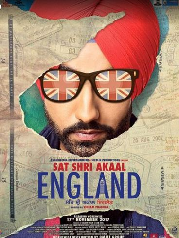 Sat Shri Akaal England 2017 PreDVDRip Punjabi GOPISAHI