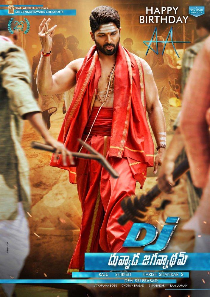 Duvvada Jagannadham (2017) Telugu(original) 720p WEBHD x264 - RDLinks