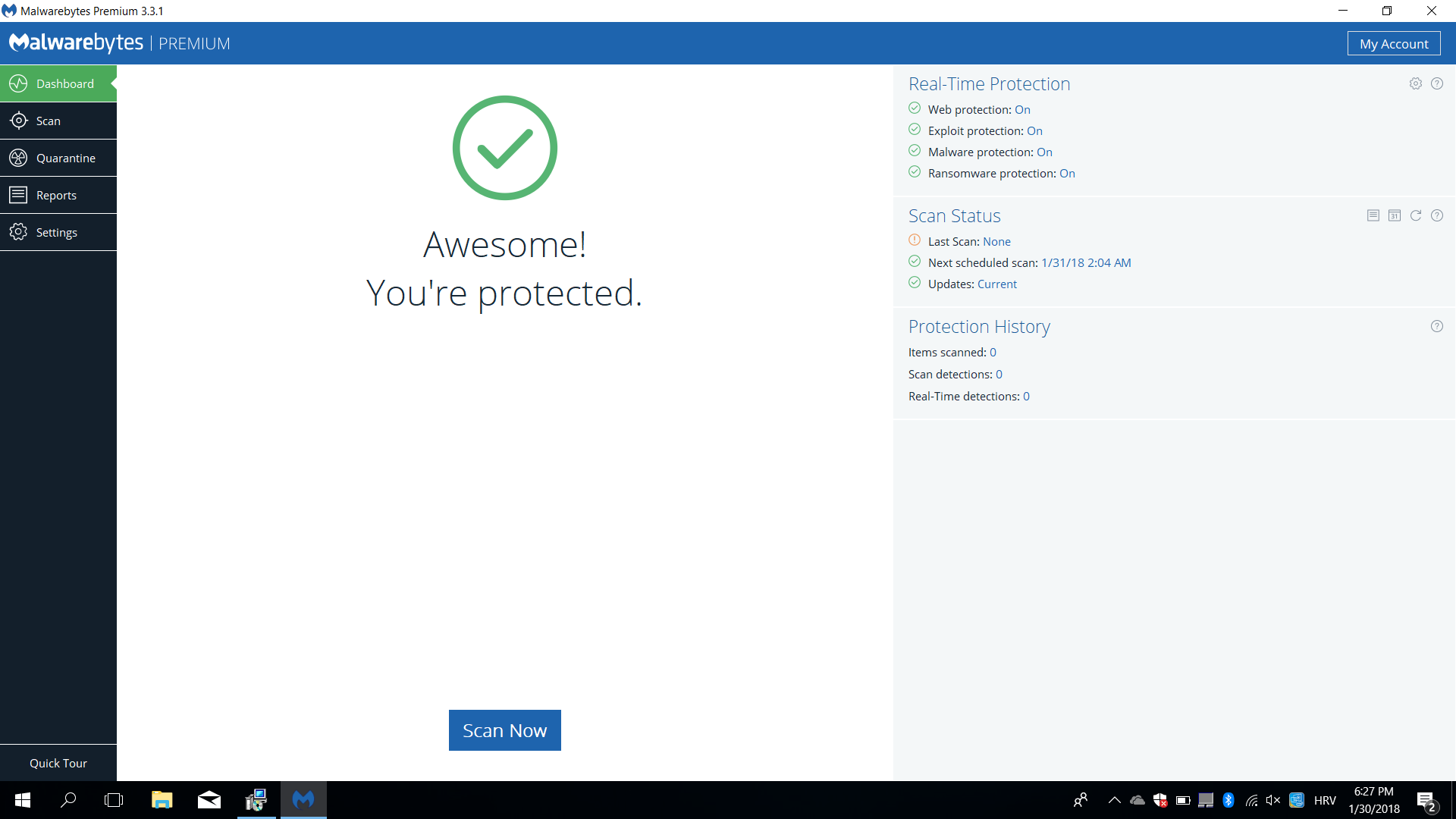 Direct - Malwarebytes Premium 3 3 1 2183 Dc 29 01 2018 | Team OS