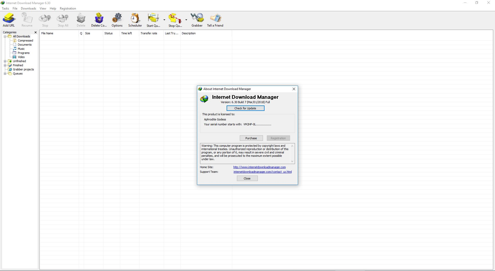 Direct - Internet Download Manager 6 30 Build 7 Multilingual | Team