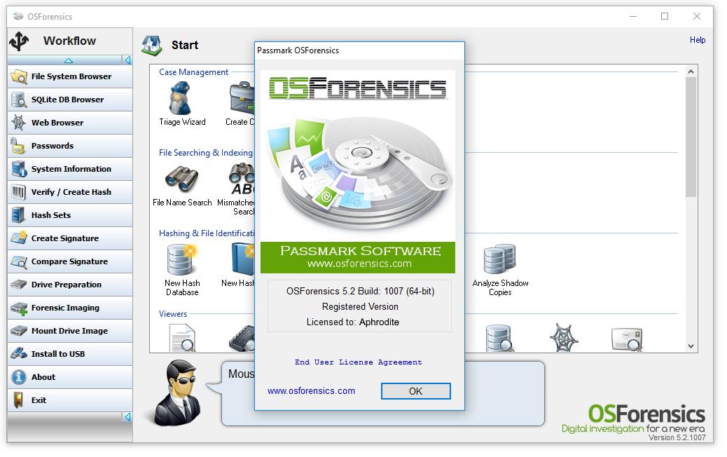 Resultado de imagen para PassMark OSForensics Professional 6