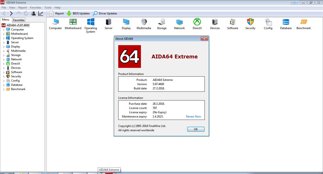 aida64 5.97 key