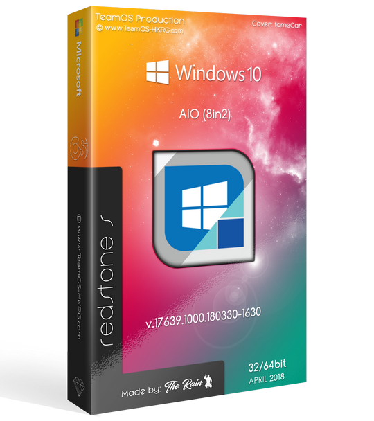 Windows 10 Redstone 5 [17639.1000.180330-1630] (x86x64) AIO [8in2]