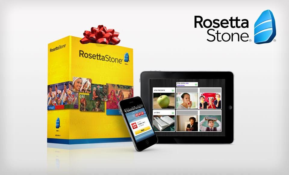 rosetta stone v5.0