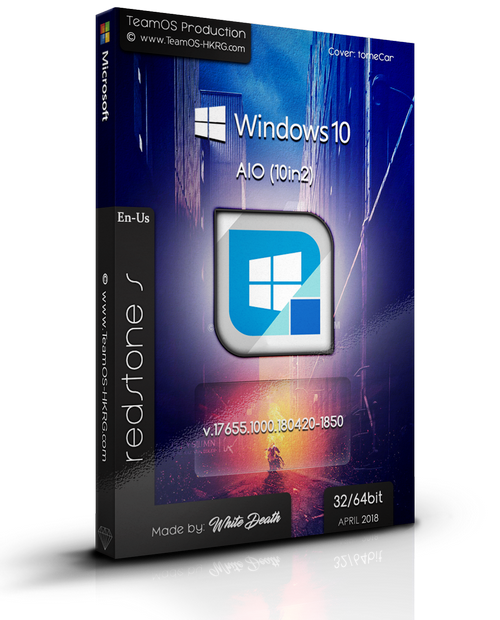 Direct - Windows 10 Redstone 5 [17655 1000 180420-1850] (x86x64) Aio