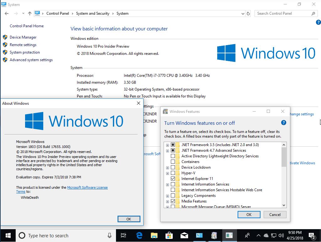 torrent windows 10 lean