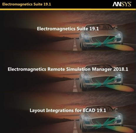 Torrent + Direct - Ansys Electronics Suite 19 1 0 (x64