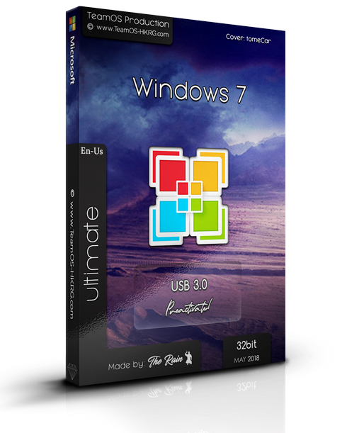 Windows 7 SP1 Ultimate x64 Pre-Activated | Go AudiO