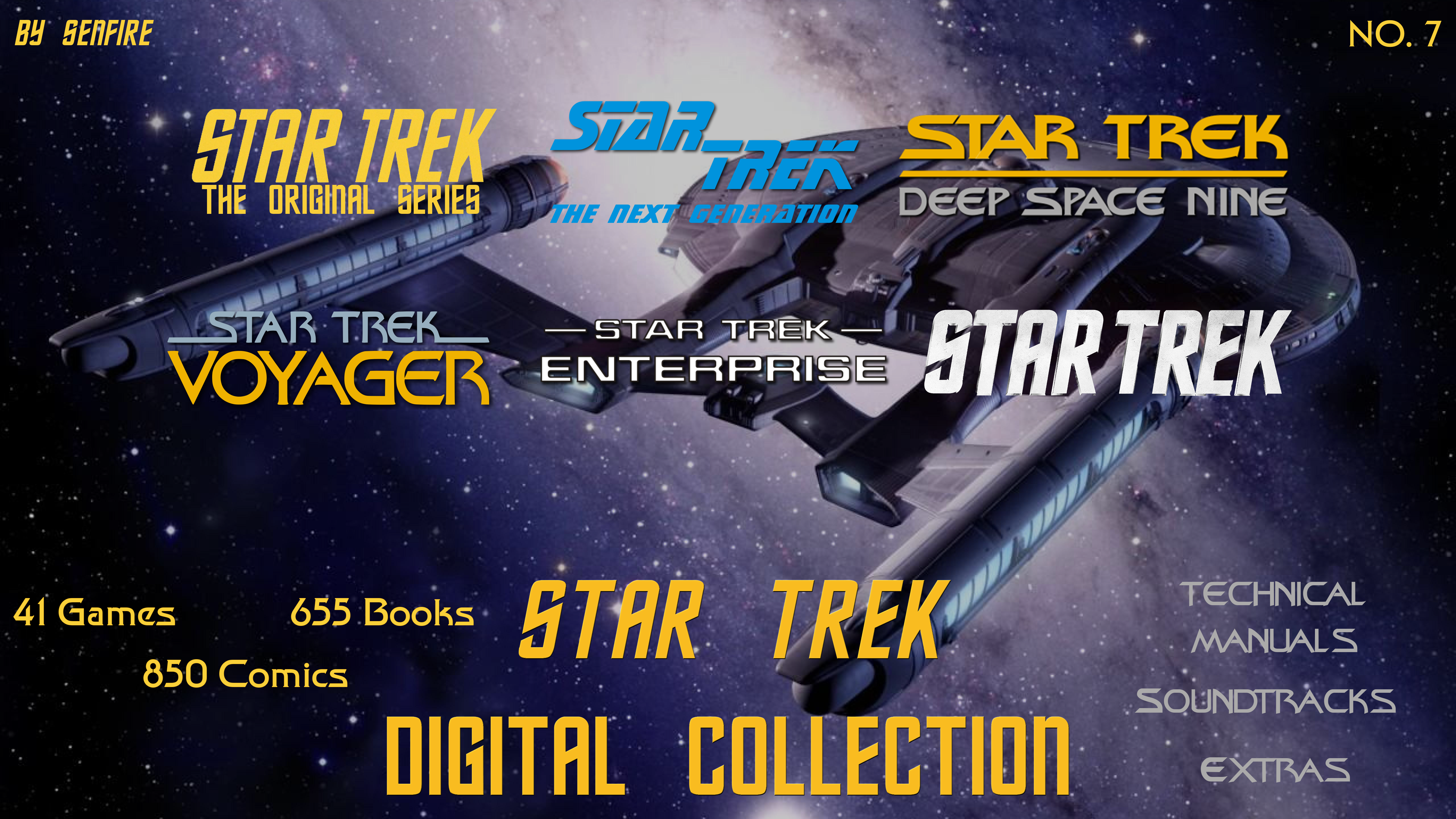 Torrent - Star Trek A Grand Collection Of Games And Other