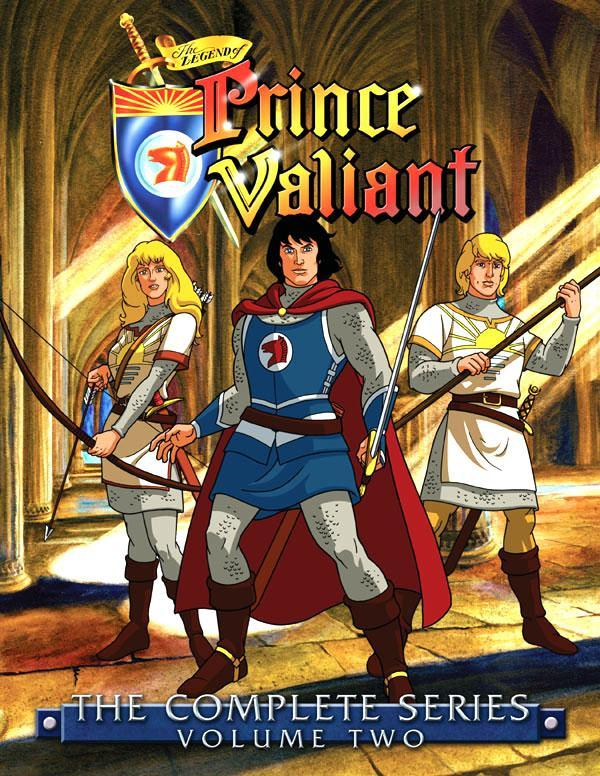 The Legend of Prince Valiant COMPLETE S01
