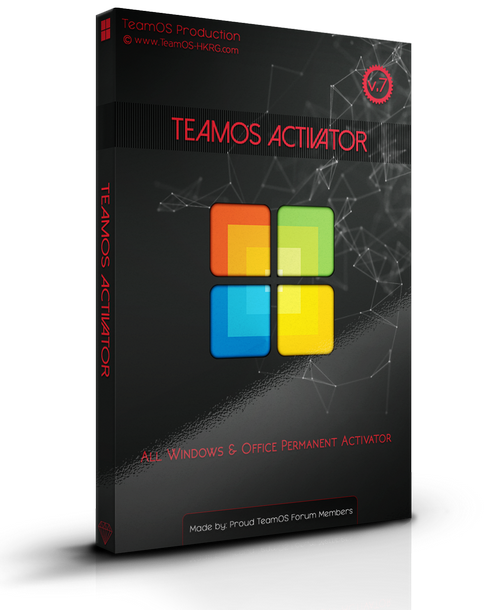 Direct - Teamos Activator v 7 ( Windows & Office Activators